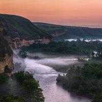 Высокие берега Кубани. :: Фёдор. Лашков