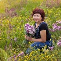 такие цветы увидели впервые! :: Райская птица Бородина