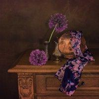 Садовый лук :: Надежда
