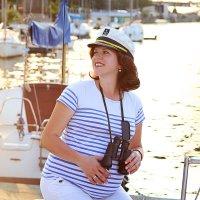 Фотосессии на яхте :: Светлана Белкина
