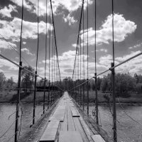 Старый мост через Москва-реку :: Виктор М
