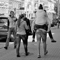 Пешком и верхом :: Николай Белавин