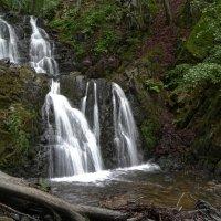 Водопад Форскар , Швеция :: Priv Arter