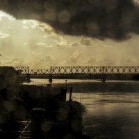 Мост через Неман :: Людмила Синицына