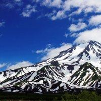 горы :: Вера Ярославцева
