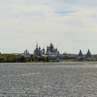 Соловецкий монастырь :: Сергей Фомичев