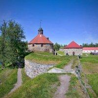 Крепость Корела :: Константин