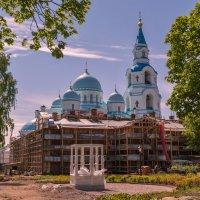 Будни Валаамского монастыря :: Владимир Демчишин