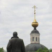 Раскаяние Ильича... :: Владимир Павлов