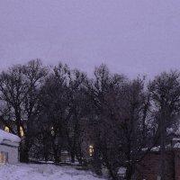 зимний вечер :: павел бритшев