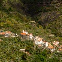 По дороге в высокогорное село Маска, Тенерифа :: Witalij Loewin