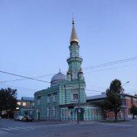 ночь в Перми :: Валерий Конев