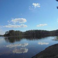 Озеро Троицкое :: ДС 13 Митя