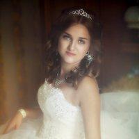 Портрет  невесты( Нежность) :: аркадий глухеньких