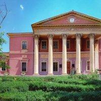 Панорама: Одесский художественный музей. :: Вахтанг Хантадзе