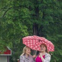 Что нам дождь, лишь настроения добавит! :: Дима Пискунов