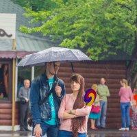 Любовь лишь крепче в непогоду :: Дима Пискунов
