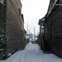 Mорозные и снежные зимы. :: Volodya Grigoryan