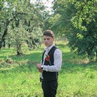 Cherry Wedding. Олег :: Ксения Довгопол