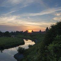 Суздаль на закате :: Олег Пученков
