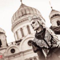 Уверенность, проницательность и острый ум... :: Фотограф Андрей Журавлев