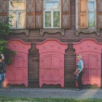 Иркутский колорит :: Анастасия Калачева