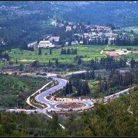 В окрестностях Иерусалима. :: Leonid Korenfeld