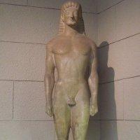 Курос.Около 575-550 гг. до н.э. :: Маера Урусова