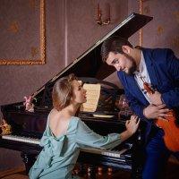 Лиза и Заур.. :: Юлия Романенко