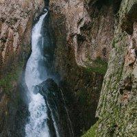 Водопад Тузлук Шапа I :: Ольга Брага