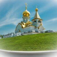 Храм в Хабаровске :: Ирина Антоновна