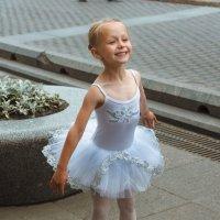 балерина в 6 лет :: Валентин Яруллин