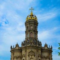 Дубровицы, Знаменская церковь :: Владимир Брагилевский