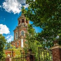 Церковь Спаса Нерукотворного Образа в Уборах (1690) :: Alexander Petrukhin