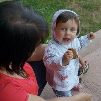 Внучка :: Наталья Тимофеева