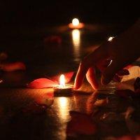 романтика - во всей красе :: ОЛЕГ Корроль