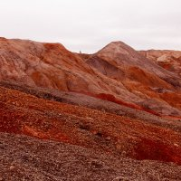 Прогулка по Марсу :: Damien Dutch