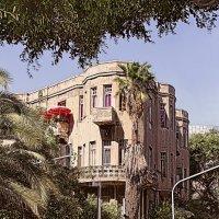 Тель-Авив, бульвар Ротшильда.4 :: Larisa