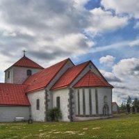 Церковь Фуллтофта. Швеция :: Priv Arter