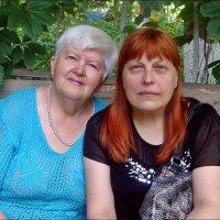 Подруги :: Нина Корешкова