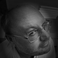 Рыбоглазый портрет ))) :: Сергей Казаченко
