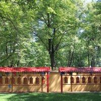 Подворье буддийского храма... :: Tatiana Markova