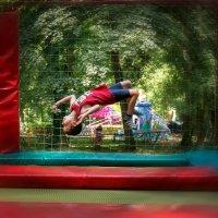 Маленький гимнаст :: Сергей Форос