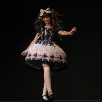 Классическая лолила. Street Fashion Japan :: Анастасия Глезерис