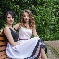 Наталія і Вікторія :: Christina Terendii