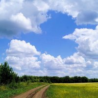 Сердце в облаках :: Елена Кирьянова