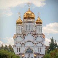 Красивейшие места нашего города :: Ирина Дикая