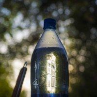 Солнце в бутылке. :: Сергей Адигамов