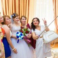 Свадебное сэлфи на память))))))))))))))...... :: игорь козельцев