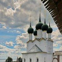 Церковь Григория Богослова Ростовского Кремля :: Евгений Голубев